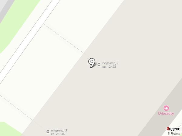 Гиппократ на карте Тулы