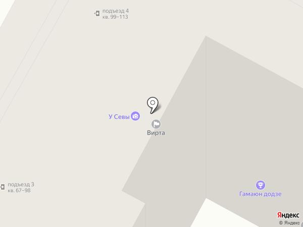 EstetikMassage на карте Москвы
