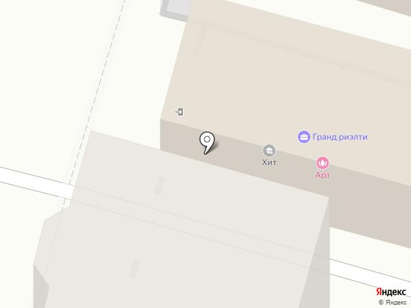 Рик на карте Тулы