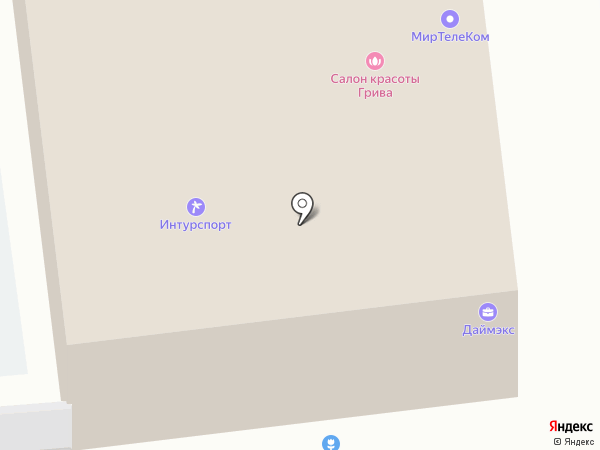 1000 Мелочей на карте Москвы