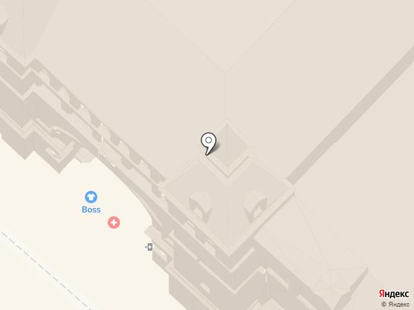 Luwu на карте Москвы