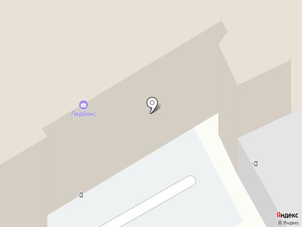 ЮрИнвестКонсалтинг на карте Москвы