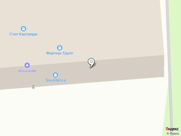 Классика Фарфора на карте Москвы