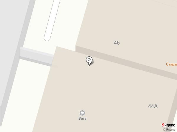 Ты со мной на карте Тулы