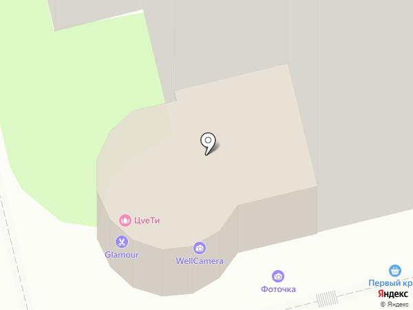 фоТочка на карте Тулы