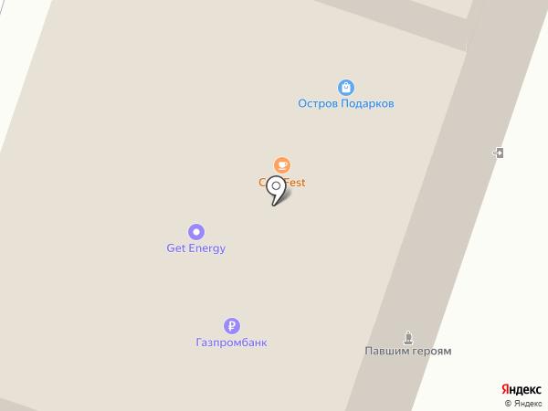 АЗИМУТ Отель Москва Тульская на карте Москвы
