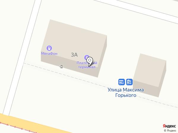 Шаурма 71 на карте Тулы