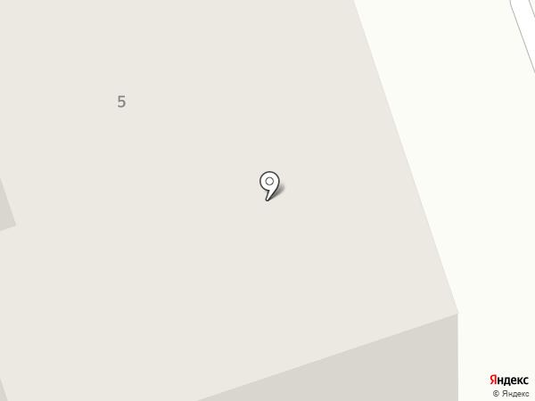 Троицкая 5 на карте Москвы