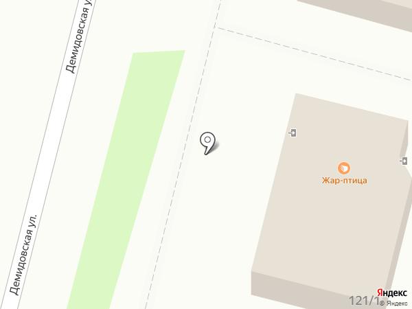 Встреча на карте Тулы