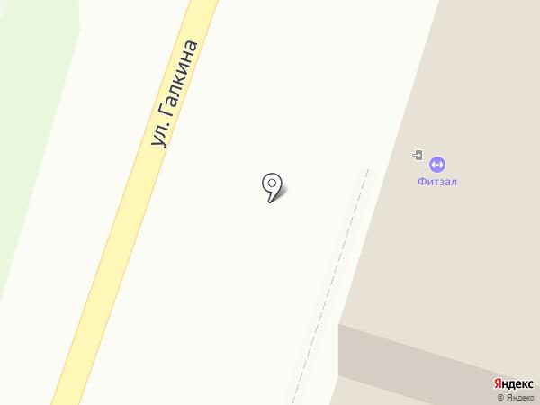 Legend на карте Тулы