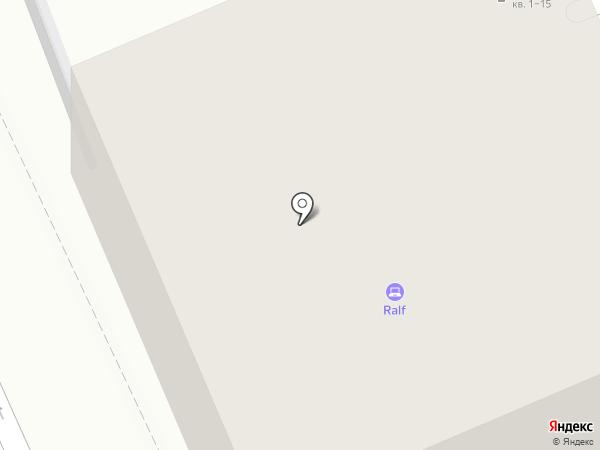 Доктор Жан на карте Москвы