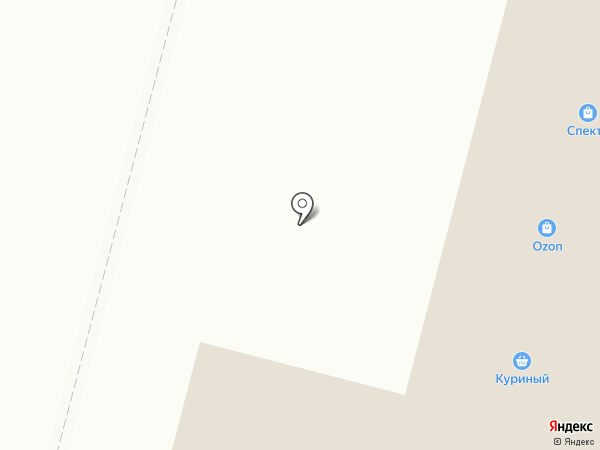 Пятница на карте Тулы