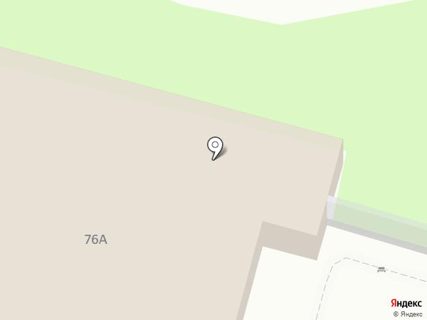 Merzen на карте Тулы