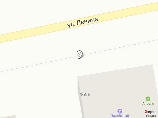 Продуктовый магазин на карте Варениковской