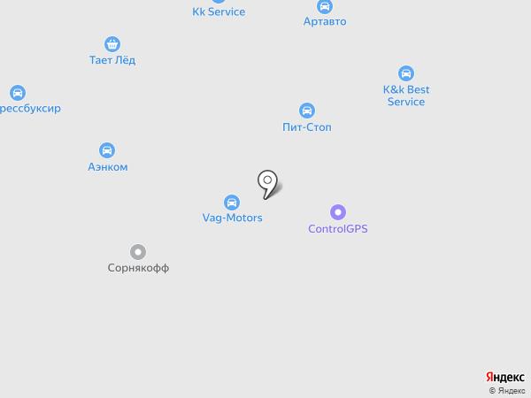 Сеть мастерских по заточке инструментов на карте Москвы