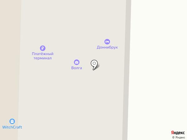 АБК на карте Москвы