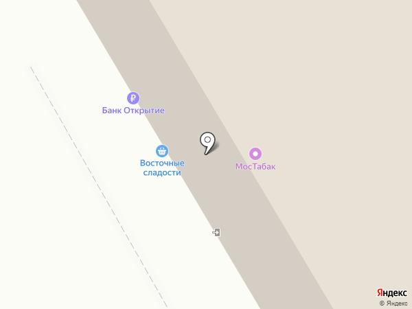 Суши экспресс на карте Москвы