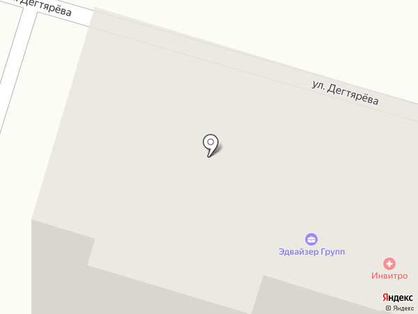 ЗАГС Зареченского района на карте Тулы