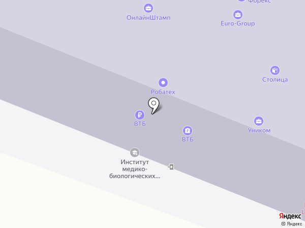 100Toys на карте Москвы