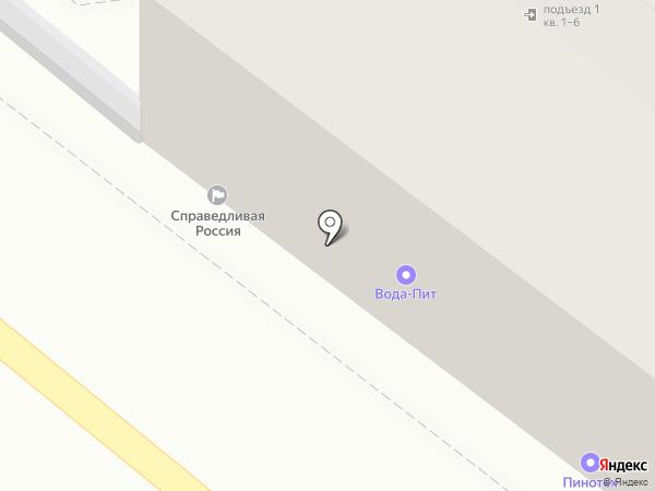1508 на карте Тулы