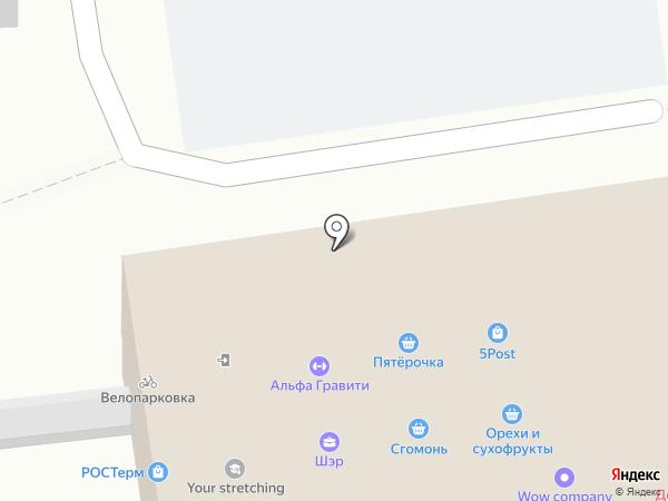 Diva на карте Москвы