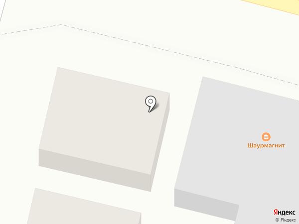 Летний дворик на карте Тулы