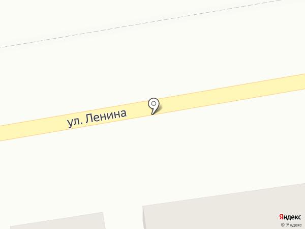 Крокус на карте Варениковской