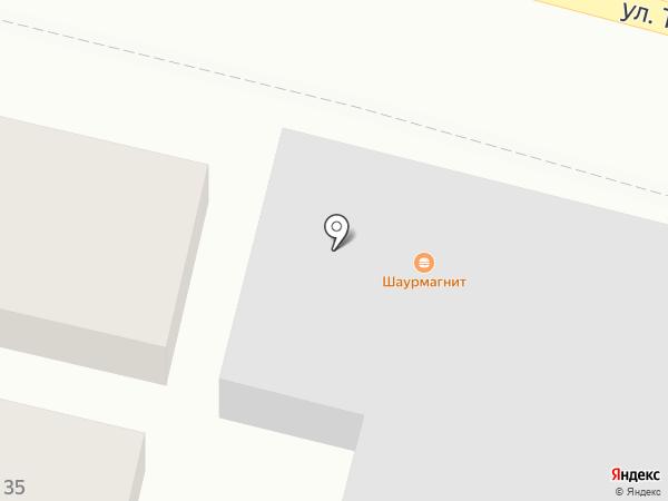 ПРОФиль на карте Тулы