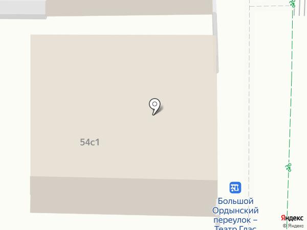 Бюро переводов на карте Москвы
