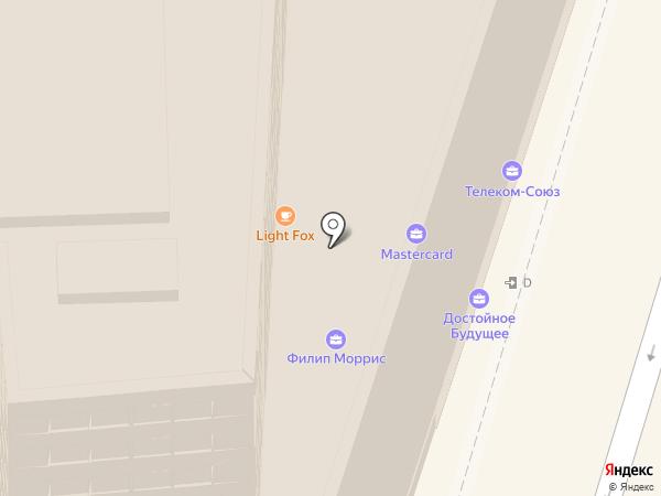 Север ЭМ на карте Москвы