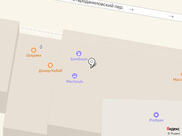 REHAUpartner на карте Москвы