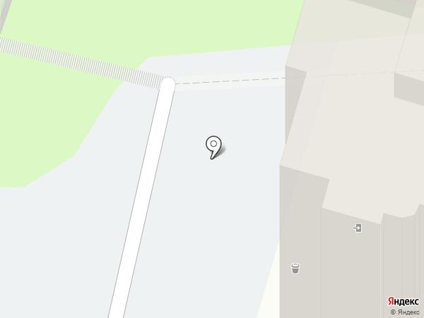 Заречье-1, ТСЖ на карте Тулы