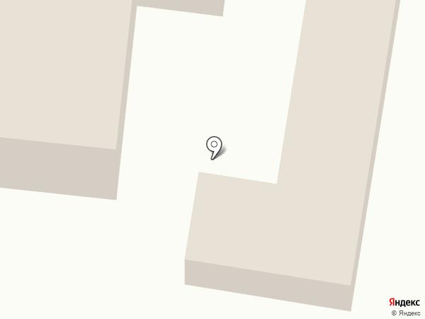 Парикмахерская на карте Троицкого