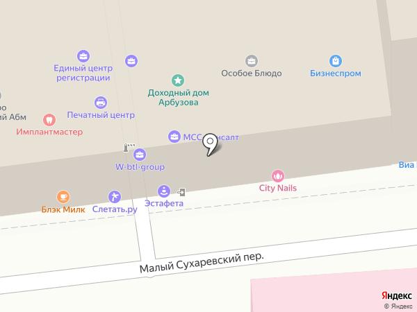 Мастерская музыки на карте Москвы