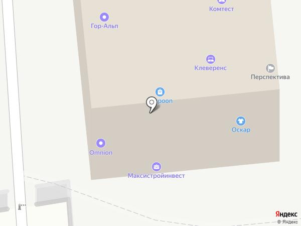 ХимПластСтрой на карте Москвы