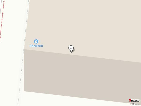 SKIталец на карте Москвы