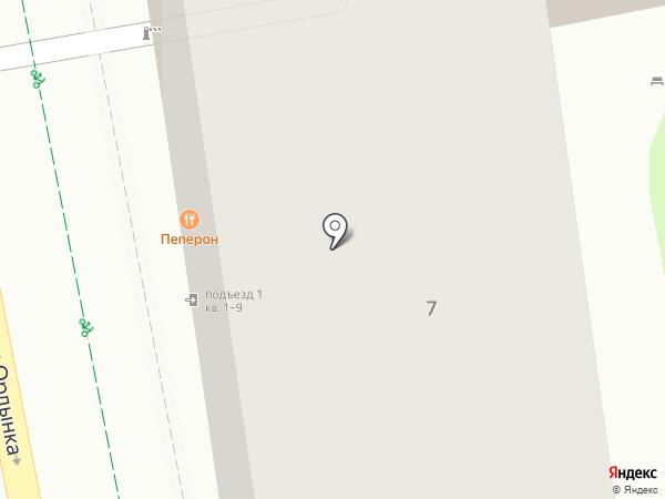 Доктор Лазер на карте Москвы
