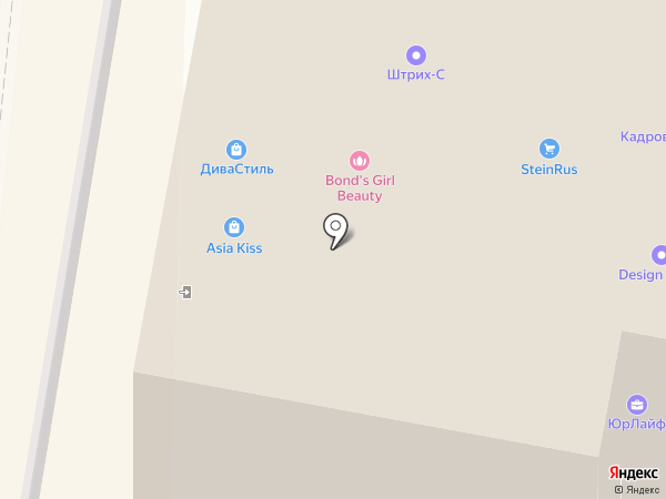 Полиграфический Производственный Комплекс на карте Москвы