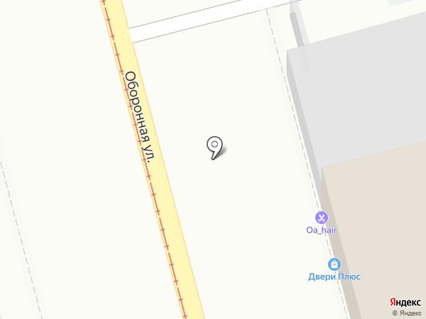 Zетта на карте Тулы