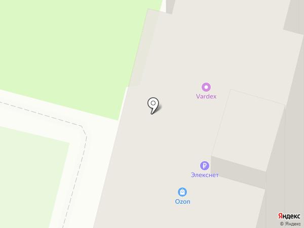 Имидж-ателье на карте Тулы