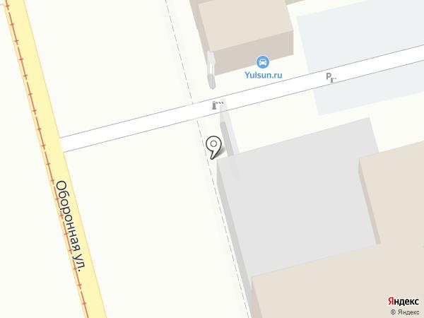 Дружба народов на карте Тулы