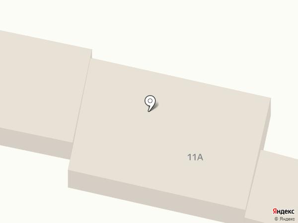Мастерская художественной ковки на карте Троицкого