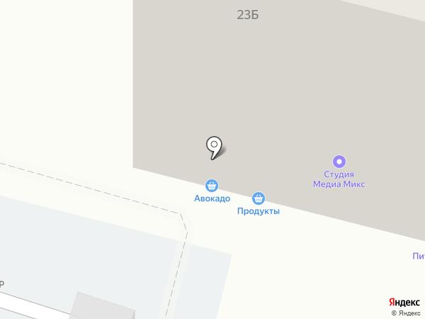 Porter на карте Тулы