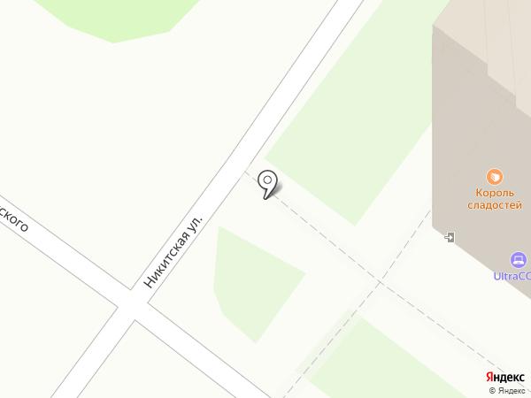 Работа-это проСТО на карте Тулы