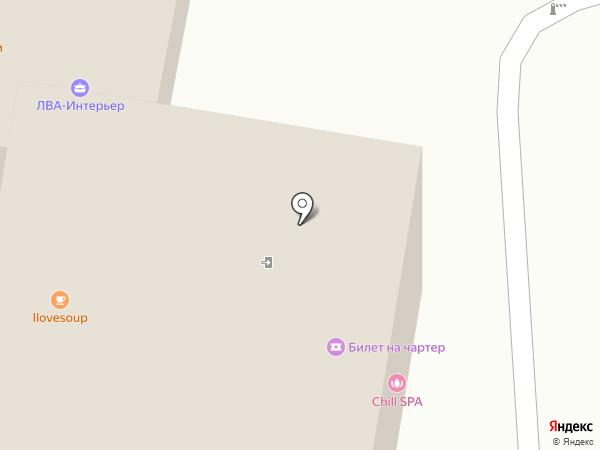 OldBoy на карте Москвы