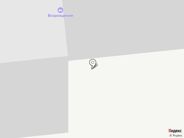 Пьезус на карте Москвы