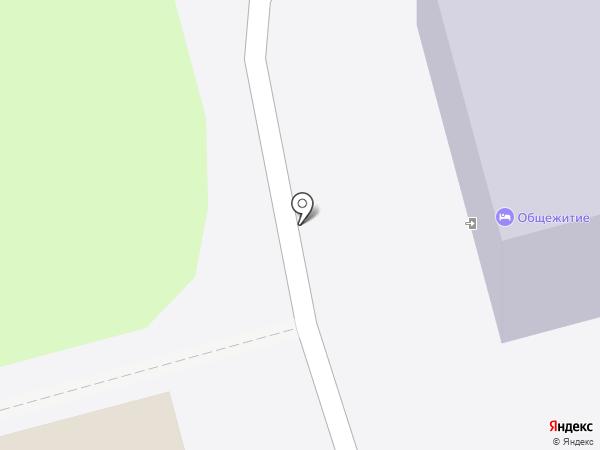 Лицей на карте Тулы