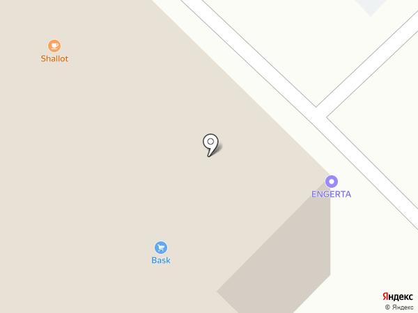 StandartTool на карте Москвы