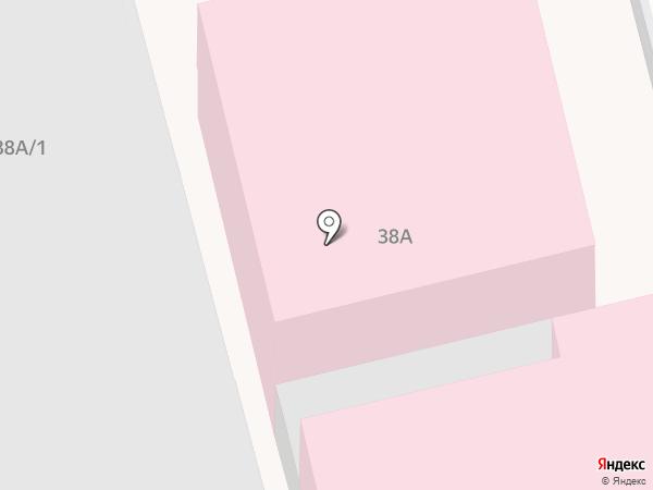 Медикейт на карте Тулы