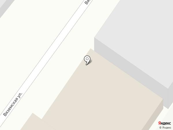 Олива на карте Тулы